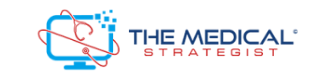 The Medical Strategist Logo