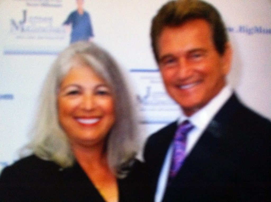 Forbes Riley Barbara Hales, M.D. and Kevin Harrington (Shark Tank)