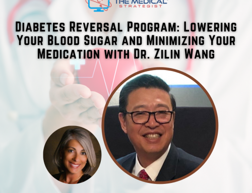 Diabetes Reversal Program: Lowering Your Blood Sugar and Minimizing Your Medication with Dr. Zilin Wang