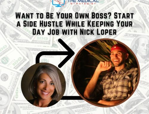 Want to Be Your Own Boss? Start a Side Hustle While Keeping Your Day Job with Nick Loper